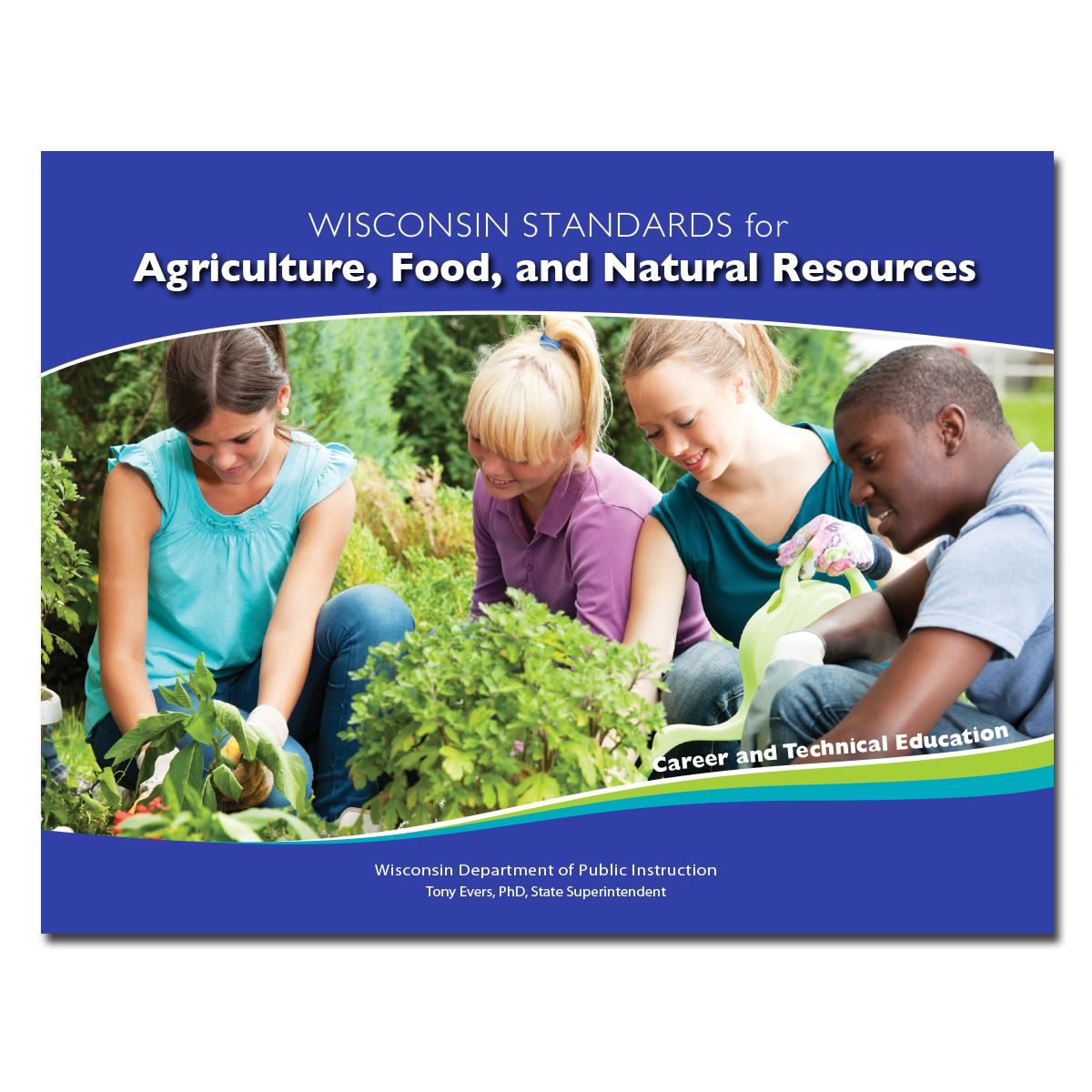 CTE Standards for Agriculture, Food, and Natural Resources Cover