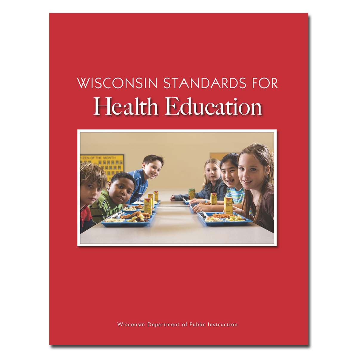 WI Standards for Health Education Cover