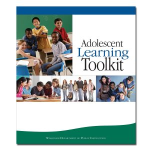 Adolescent Learning Toolkit Cover