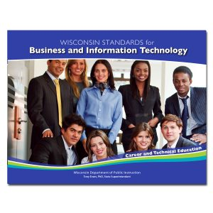 CTE Standards for Business and Information Technology Cover