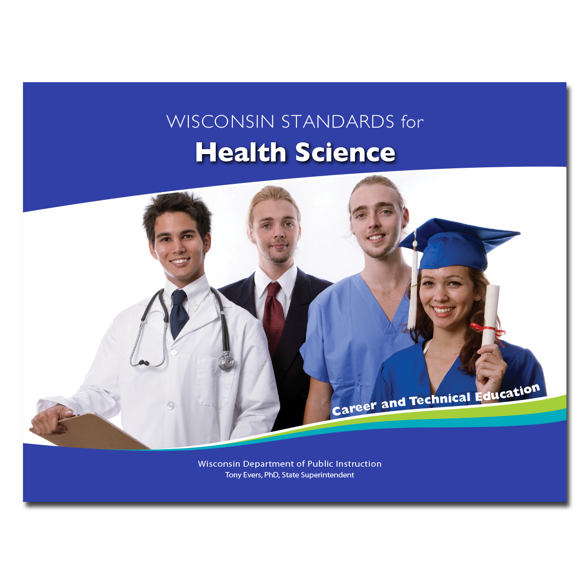 CTE Standards for Health Science Cover
