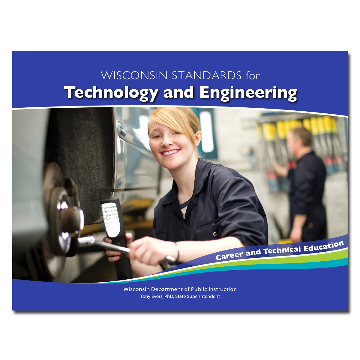 CTE Standards for Technology and Engineering Cover