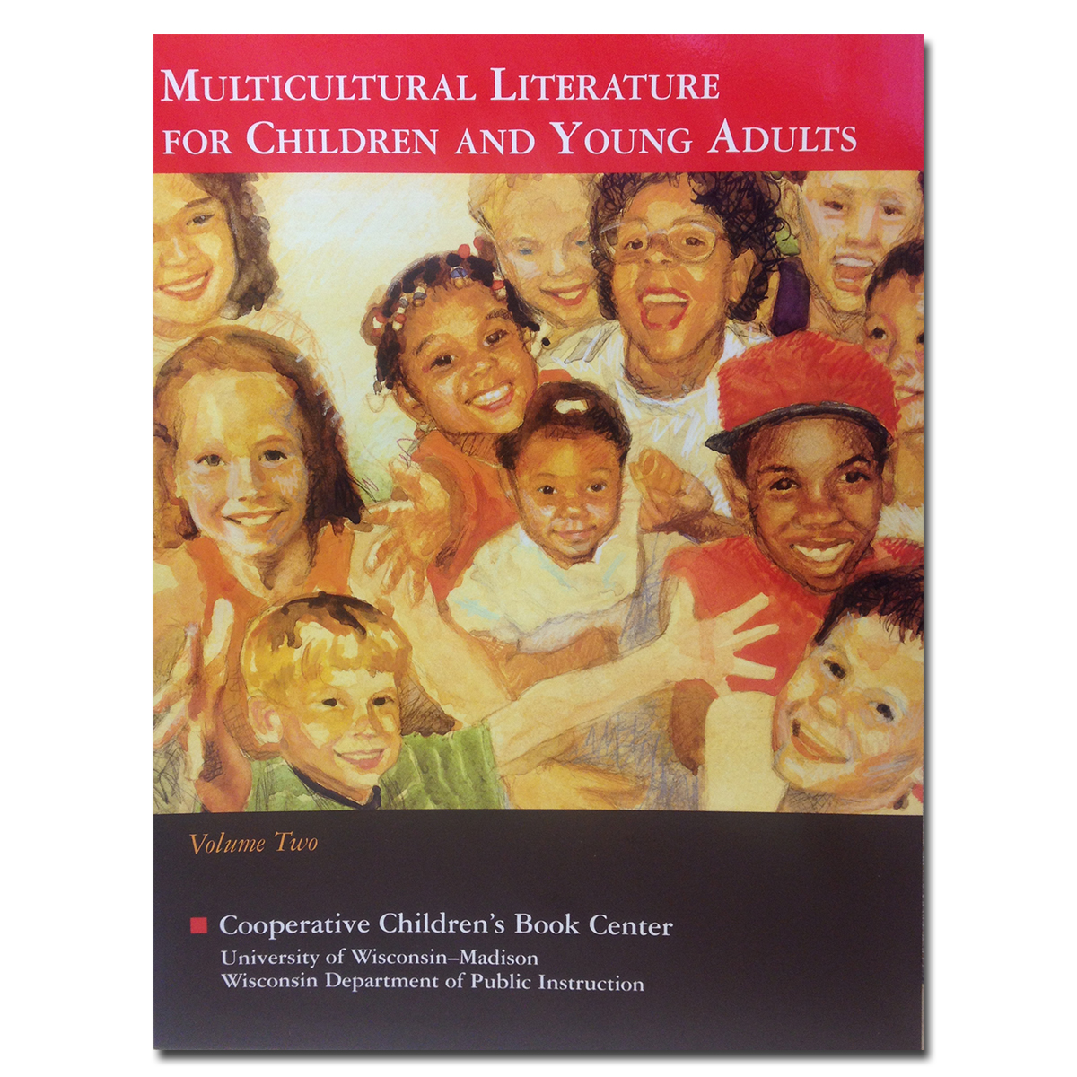 Multicultural Literature for Children and Young Adults: Vol. 2 Cover