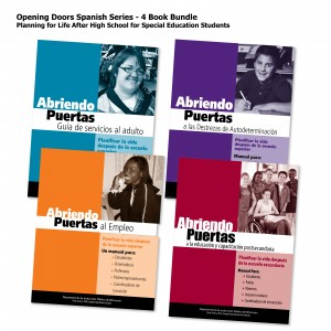 Opening Doors in SPANISH Bundle Covers