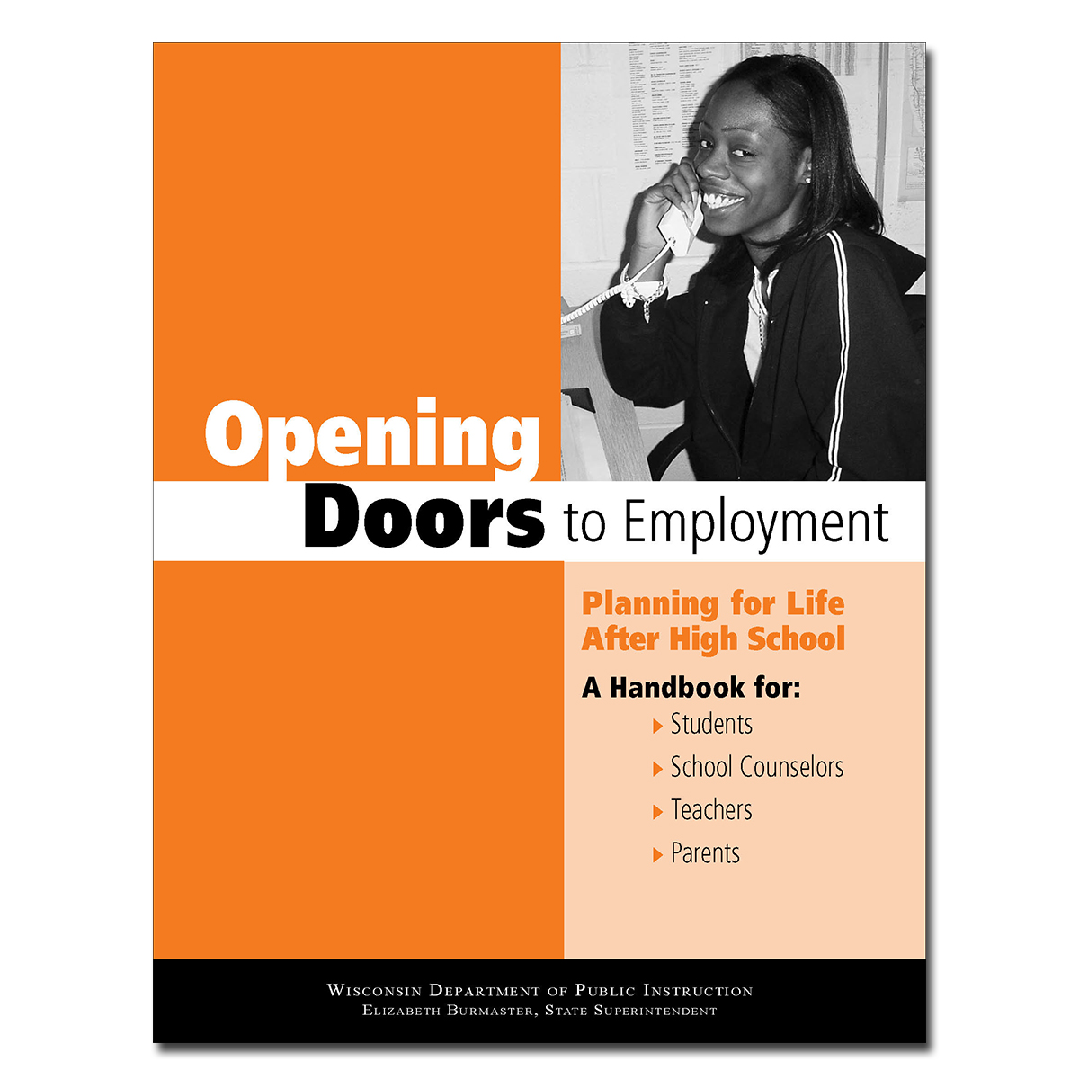 Opening Doors to Employment in English Cover