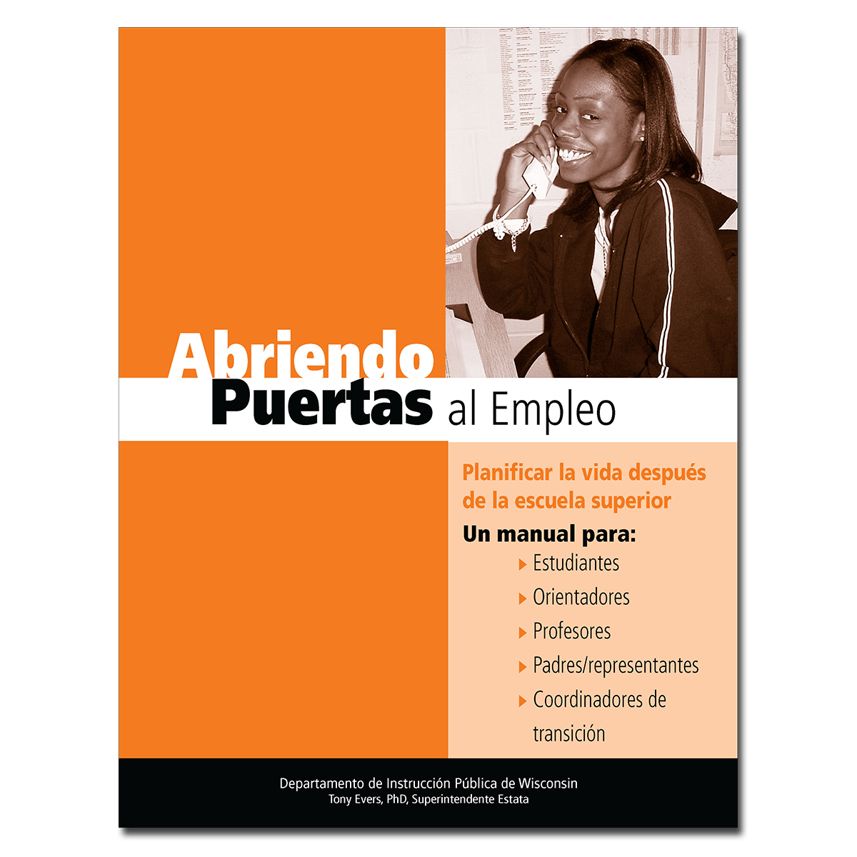 Opening Doors to Employment in Spanish Cover