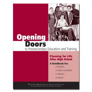 Opening Doors to Post-Secondary Education in English Cover