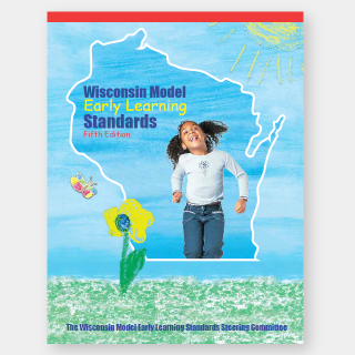 Wisconsin Model Early Learning Standards cover